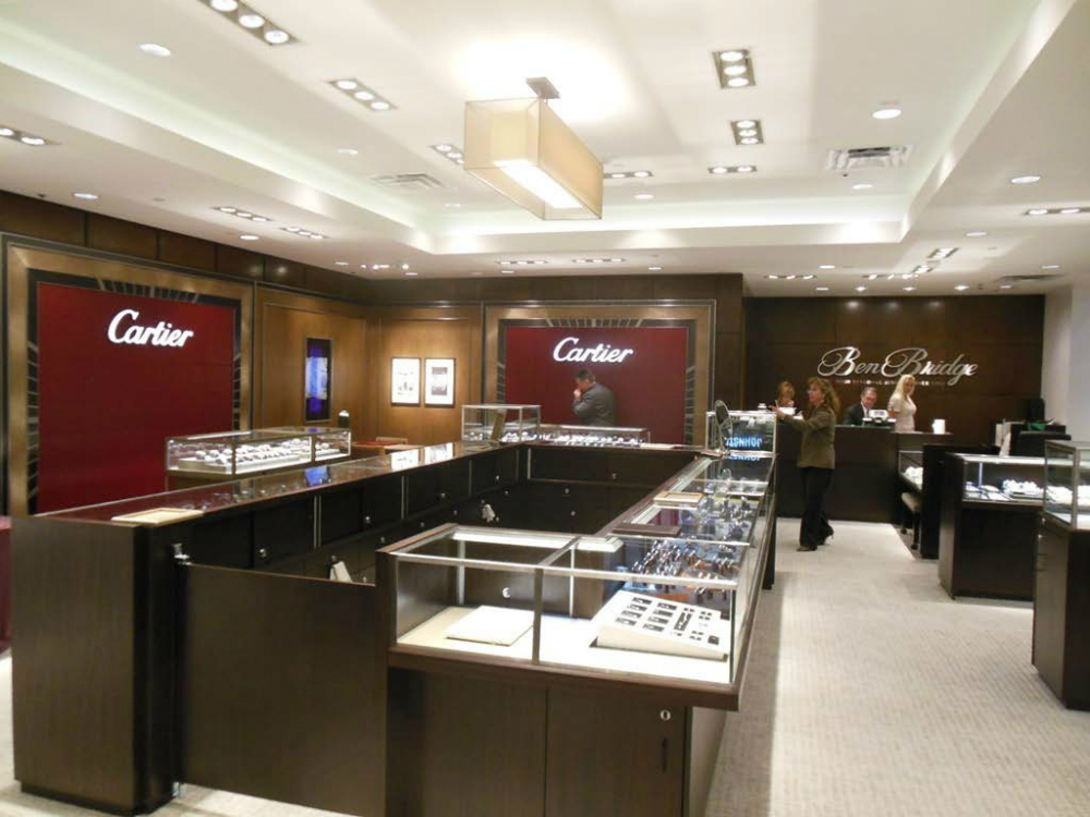 Ben Bridge - Jewelry Showcases - Retail Store Fixtures - 02
