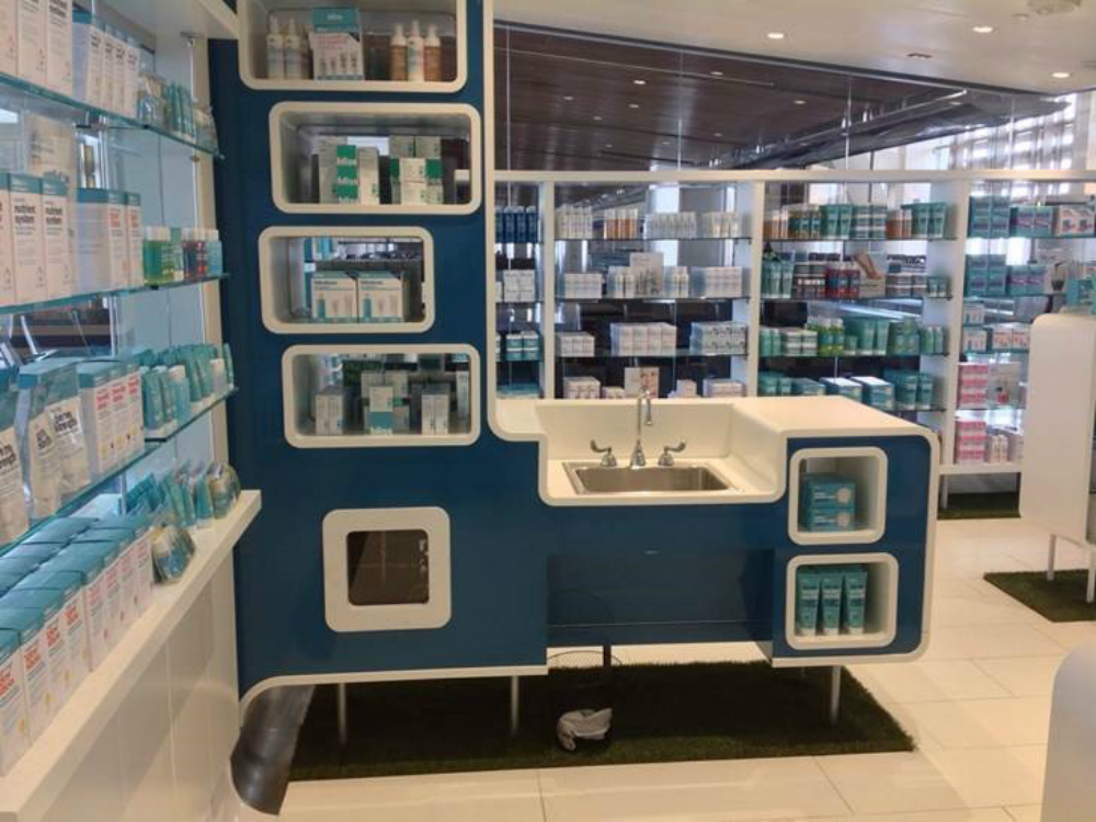 Bliss - Retail Store Fixtures - 02
