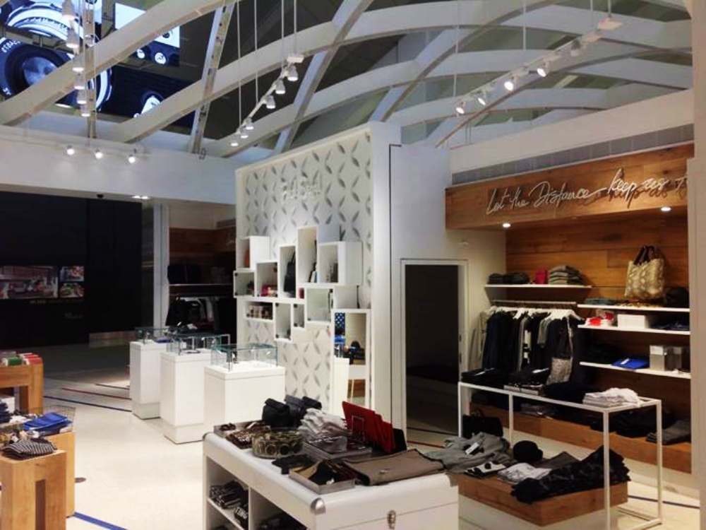 Fred Segal - Retail Store Fixtures - 03