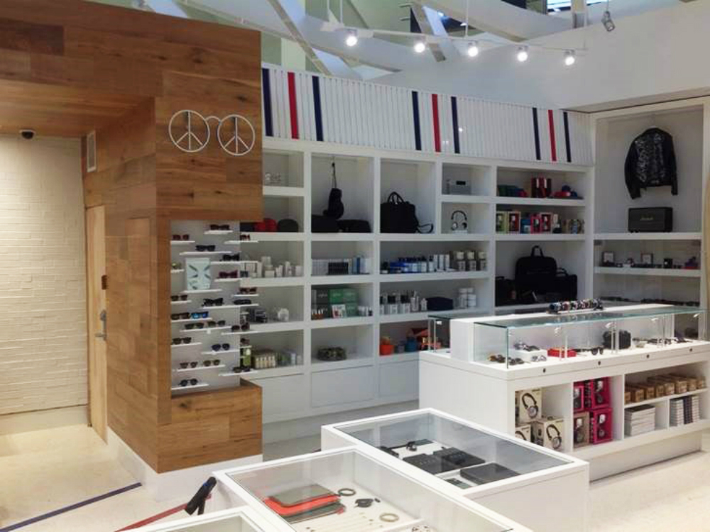 Fred Segal - Retail Store Fixtures - 04