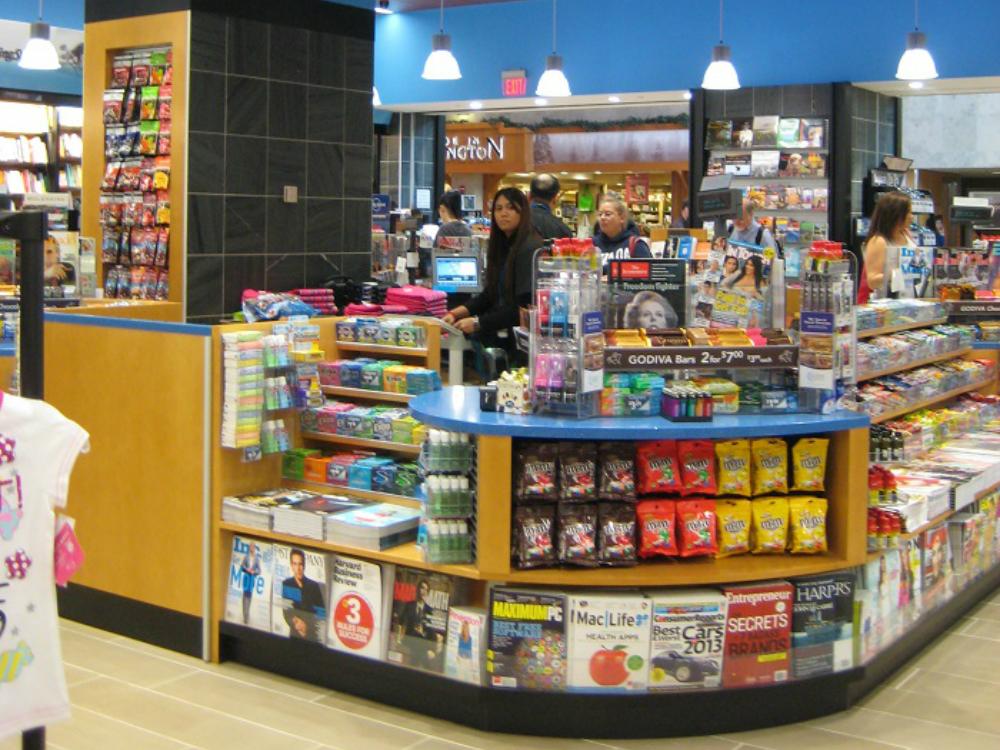 Hudson - Retail Store Fixtures - 02