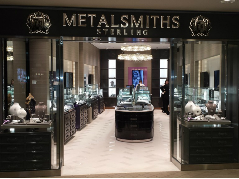 Metalsmiths - Retail Store Fixtures - 01