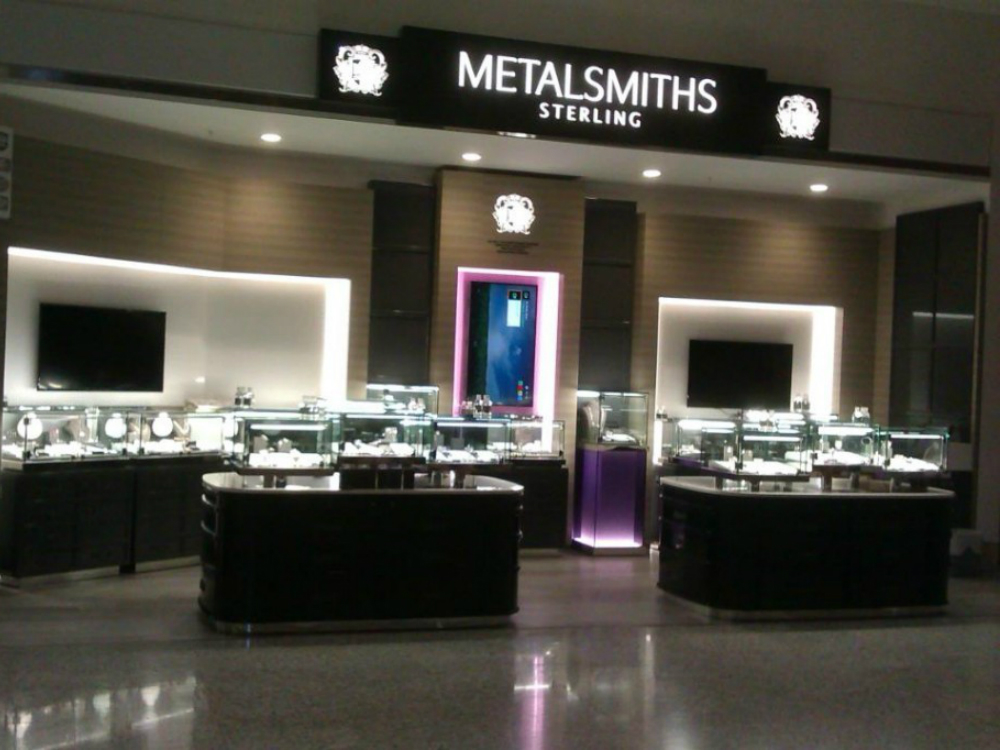 Metalsmiths - Retail Store Fixtures - 04