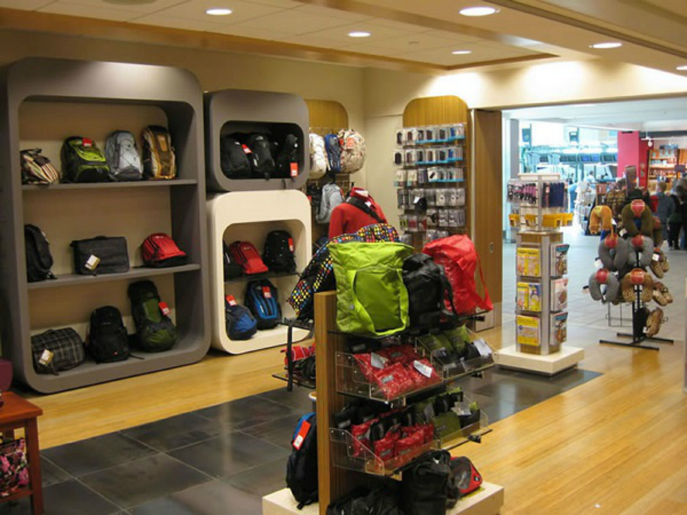 Travel + Leisure - Retail Store Fixtures - 01