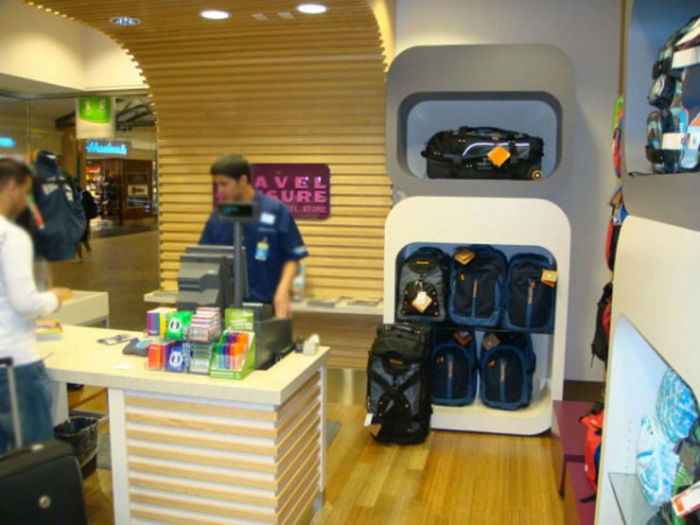 Travel + Leisure - Retail Store Fixtures - 03