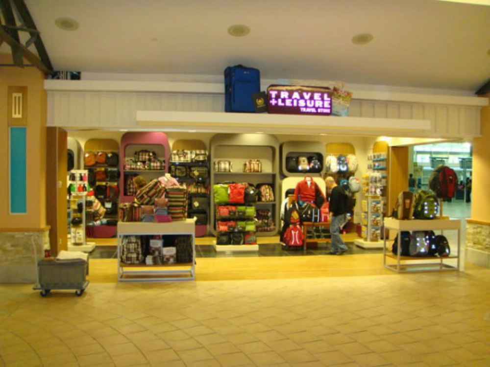 Travel + Leisure - Retail Store Fixtures - 05