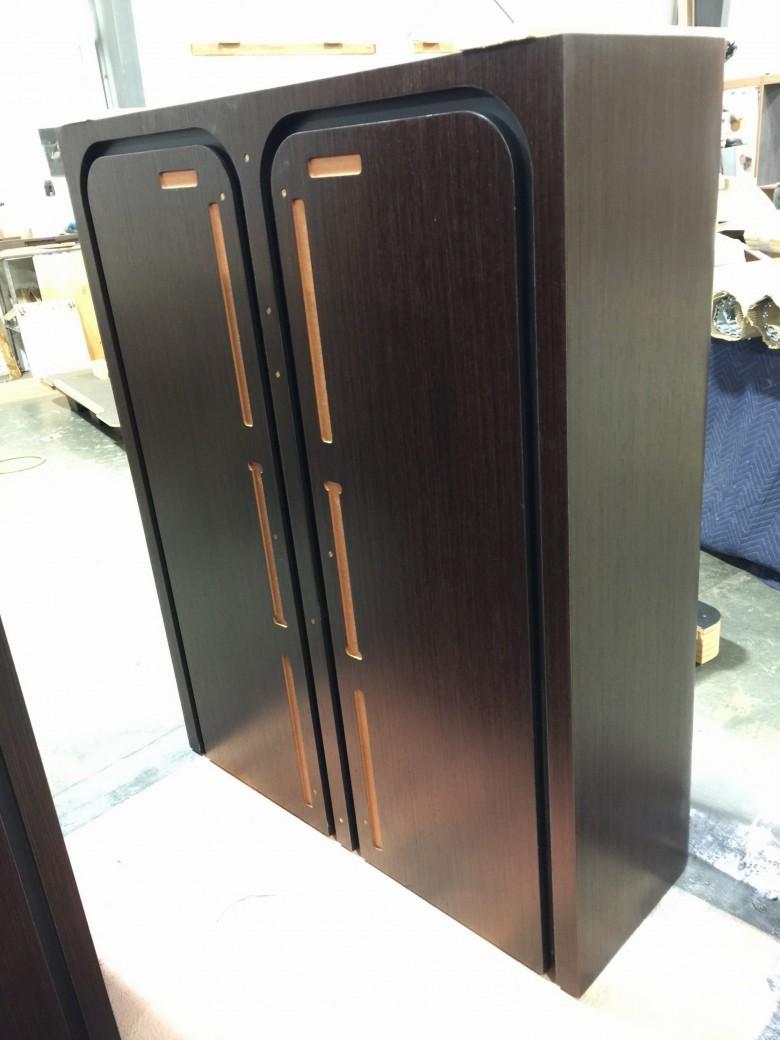 Custom Wood Cabinet, Millwork, Custom Millwork, Retail Millwork