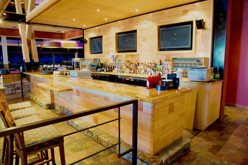 Commercial Millwork - Big Al's Bowling - 12