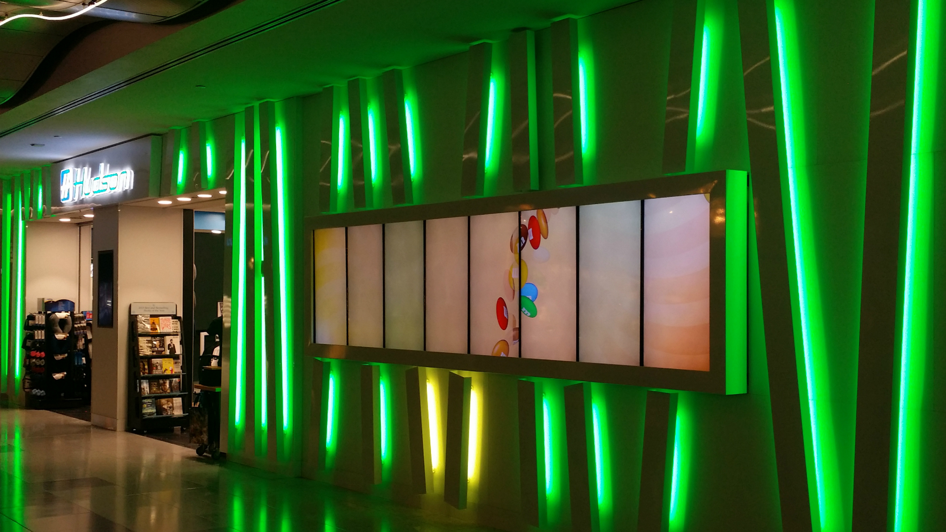 LED Lighting Retail