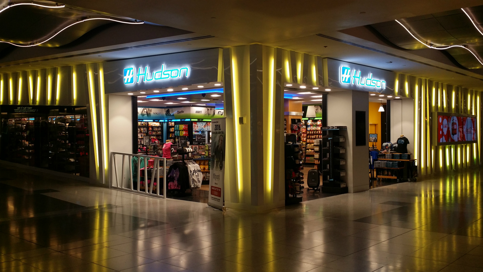 Retail LED Lighting Silver Star Industries