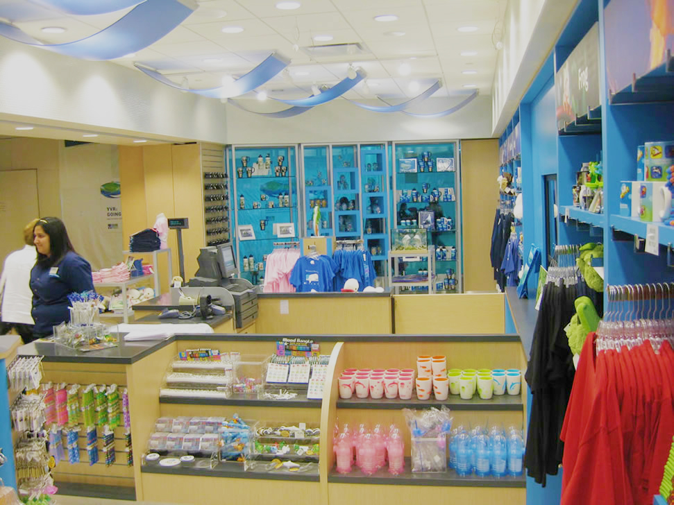 Vancouver Aquarium Airport Retail 03