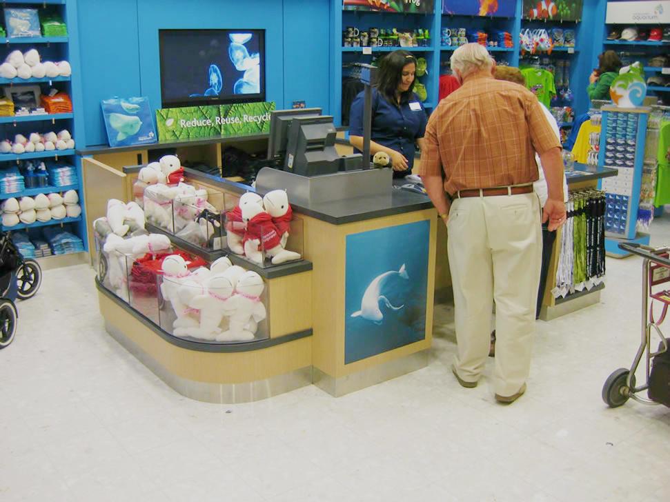Vancouver Aquarium Airport Retail 04
