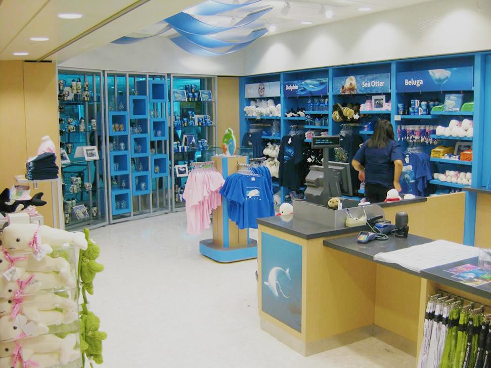 Vancouver Aquarium Airport Retail 05