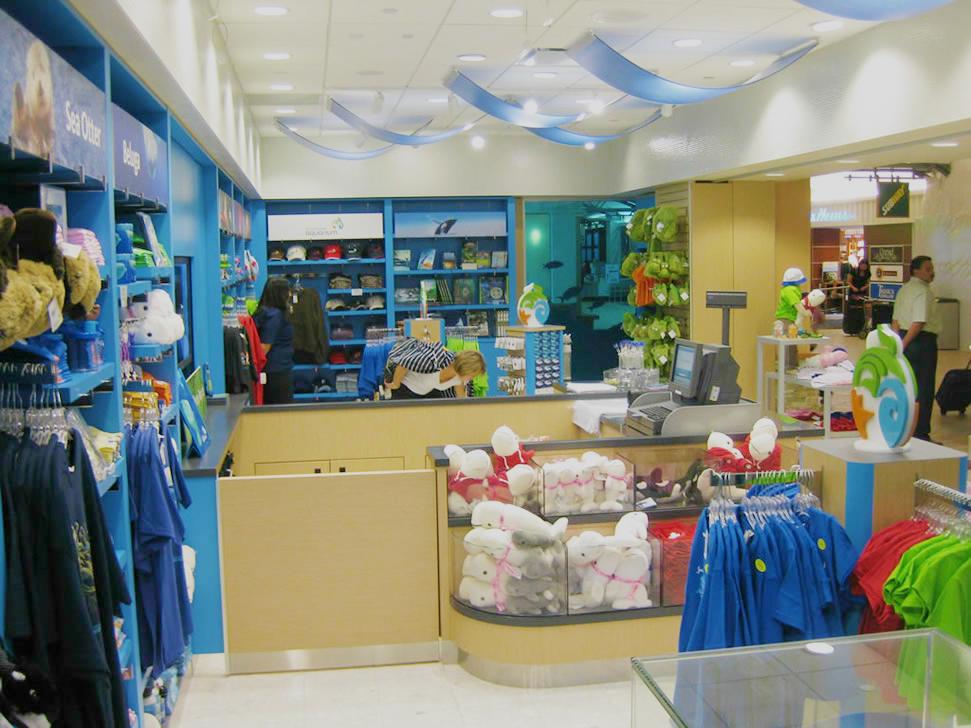 Vancouver Aquarium Airport Retail 06