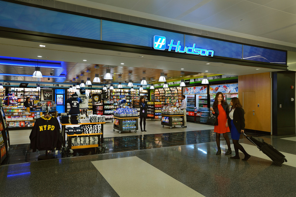 USA Today 10 Best - Hudson News Airport - JFK