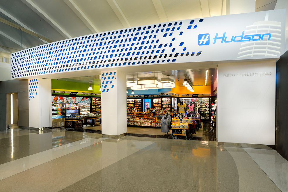 USA Today 10 Best - Hudson News Airport - LAX