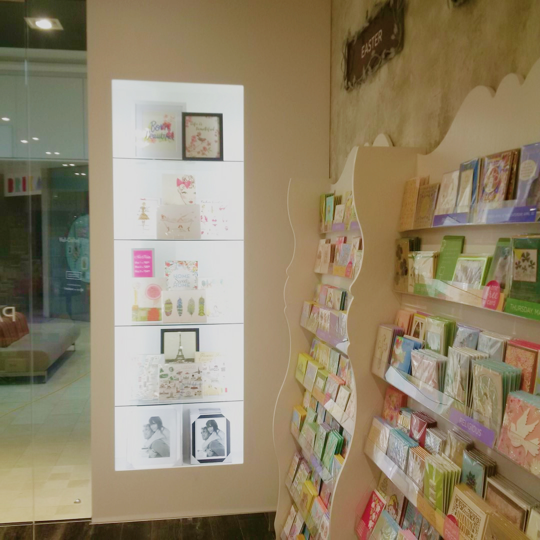Greeting Card Displays - Square One - Mississagua Ontario 06