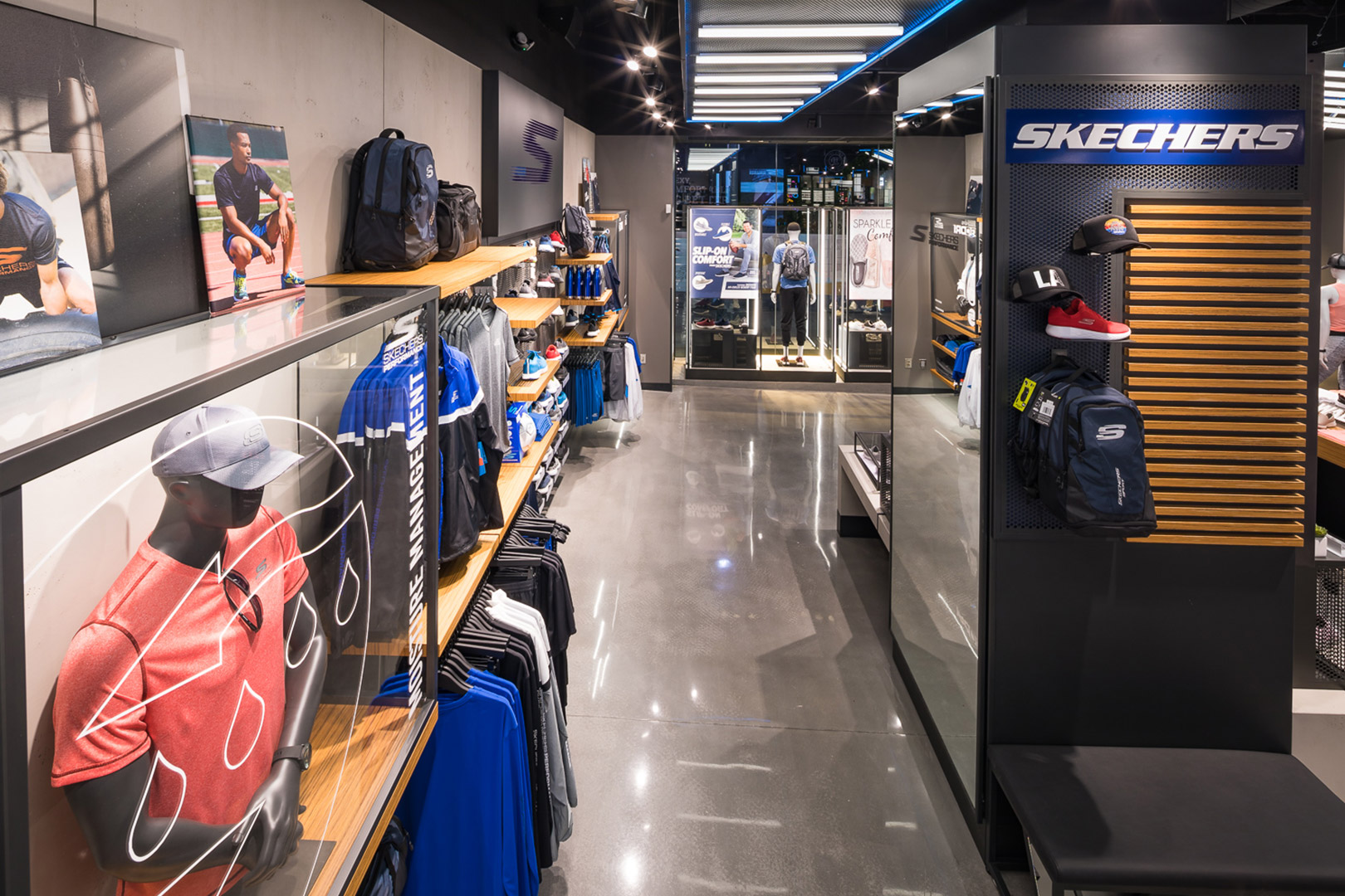 Skechers Santa Monica Retail Space